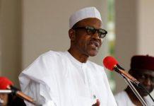Muhammadu Buhari, ici en mai 2016.