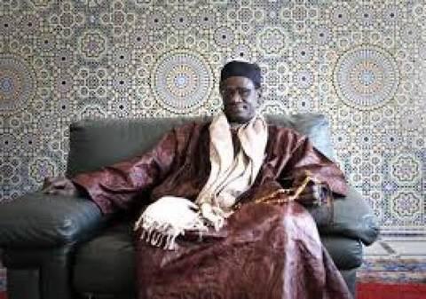 Thierno Hady Thiam, leader religieux
