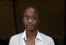 Amidou Kéita, journaliste au journal le Témoin