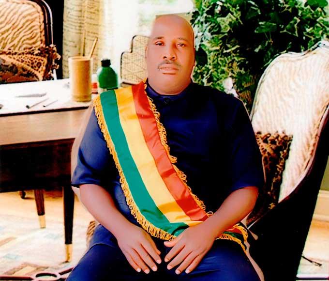 Toumani Traoré, maire de la Commune rurale de Namala Guimbala