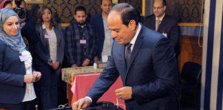 Présidentielle en Égypte