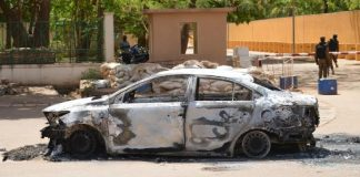 Attentats au Burkina Faso