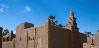 La mosquée de Diondiori