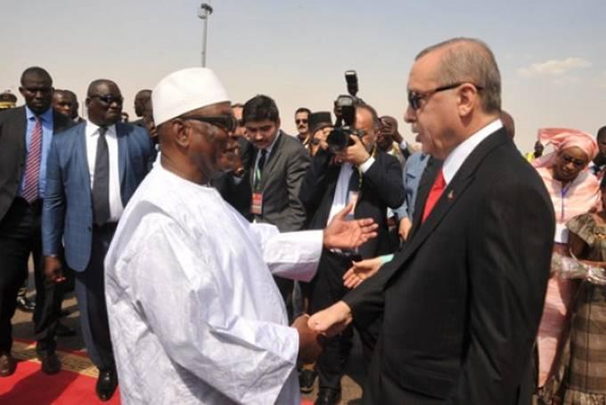 coopération Mali-Turquie