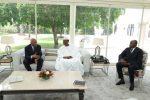 PM Soumeylou Boubeye Maiga