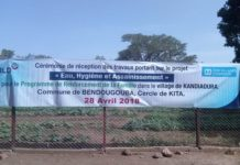 DP World accompagne le village de Kandiaoura