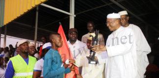Le cheval Soakof de Fanta N'Diaye s'adjuge le trophée
