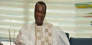 Modibo Keita, PDG du GDCM-sa
