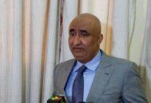 Le ministre du développement industriel, Mohamed Ali Ag Ibrahim