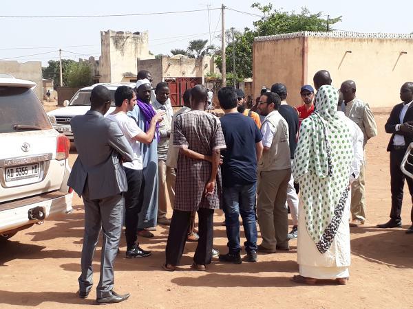 ONG Qatar Charity dans la région de Koulikoro