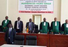 Cour de Justice de la Communauté CEDEAO