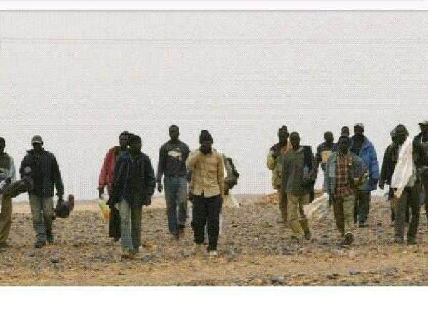 la migration clandestine