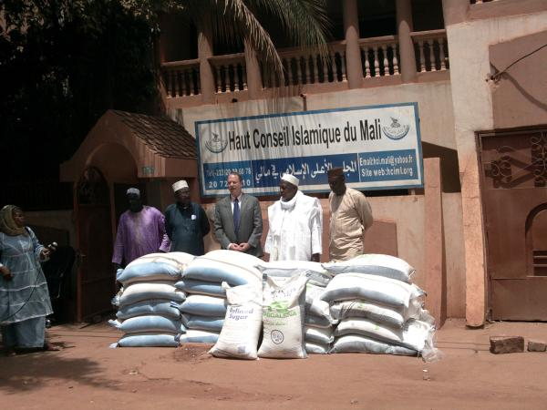 L'ambassade des Etats-Unis au Mali