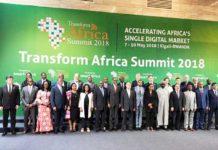 6EME Conseil d'Administration de Smart Africa à Kigali