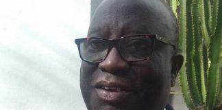 Dr. Mamadou M'Baré Coulibaly