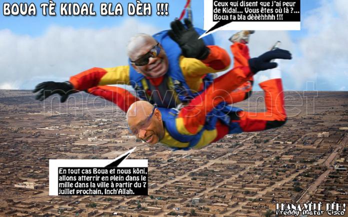 Boua te Kidal bla