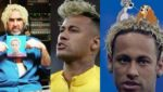Neymar moqué