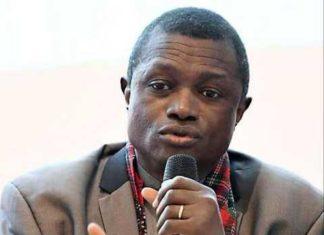 Le professeur Ogobara Doumbo