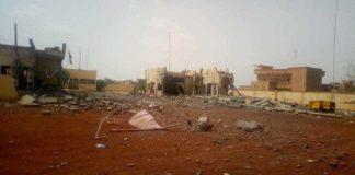 Sévaré: le camp du G5 Sahel attaqué