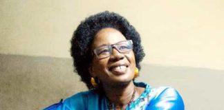 Fatoumata Keita, auteure de la trilogie