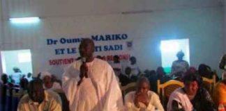 Oumar Mariko