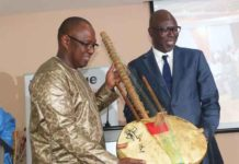 Alassane Diene le DG de l'Orange Mali