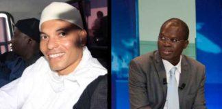 Karim Wade et Khalifa Sall