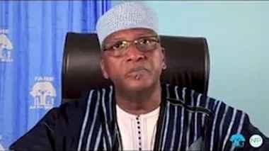 Candidat Modibo Sidibé