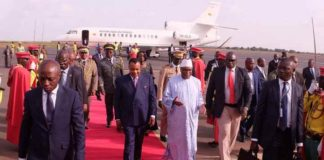 Dénis Sassou-Nguesso à Bamako