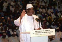 Second quinquennat: Ibrahim Boubacar Keïta a prêté serment