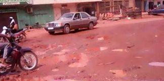 Infrastructures routières au Mali