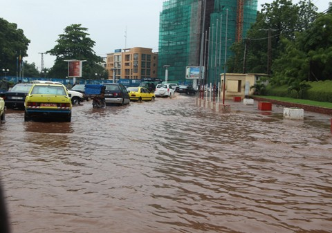 Hivernage et inondations à Bamako