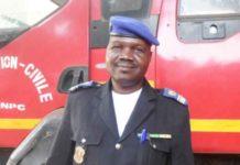 Commandant Bakary Dao, DRPC-BAMAKO