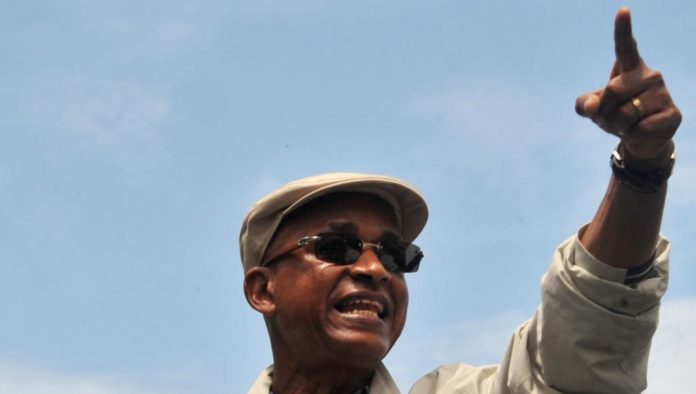 Le leader de l'opposition en Guinée, Cellou Dalein Diallo