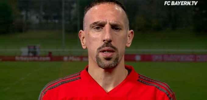 Franck Ribéry (Bayern Munich) : «J'ai demandé pardon à Patrick»