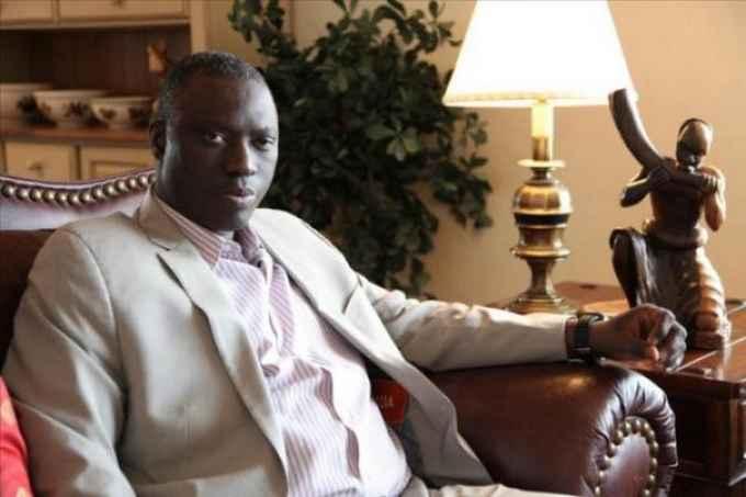 L'ancien ambassadeur du Mali en Inde Yeah Samaké