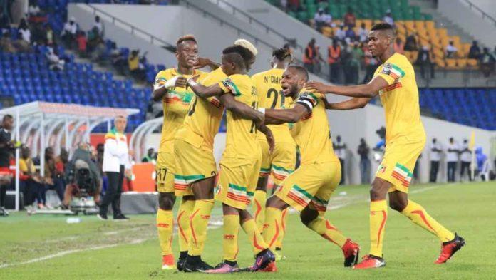 Les Maliens lors de la CAN 2017. RFI / Pierre René-Worms