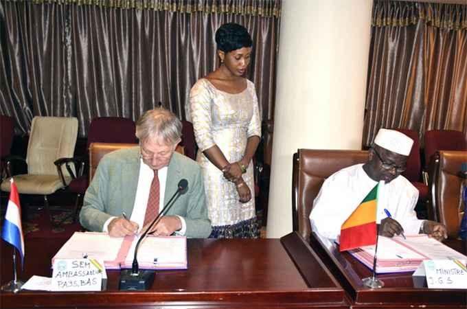 Coopération Mali/Royaume des Pays-Bas