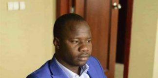 Issiaka Tamboura, directeur de publication de l'hebdomadaire Soft