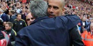 PREMIER LEAGUE: Pep Guardiola encense Mourinho