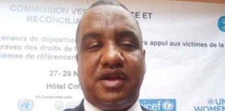 Le colonel Abdoulaye Macalou