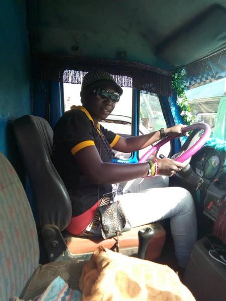 Adama Konaté, chauffeur