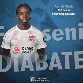 Fousseni Diabaté (Sivasspor)