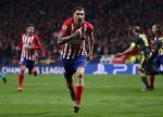 Le but rageur de Gimenez a fait exploser le Wanda Metropolitano mercredi soir…