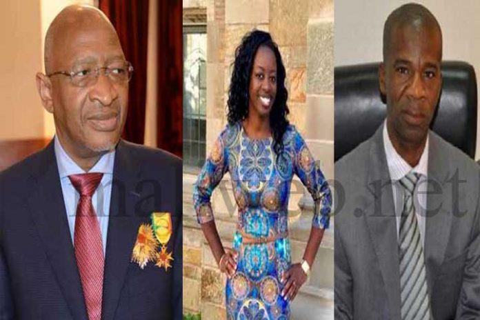 SBM, Kamissa Camara, Baba Berthé