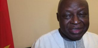Fespaco au Burkina Faso