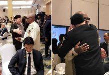 L'artiste Salif Keita rencontre le président IBK