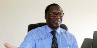 Makan Moussa Sissoko, président du comité d'experts