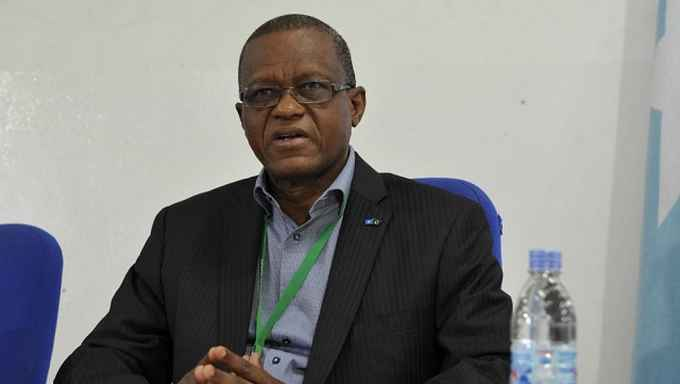 Sambo Sidikou, Secrétaire permanent du G5 Sahel