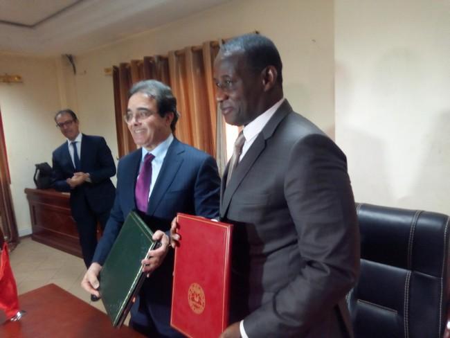 Coopération Maroc/Mali